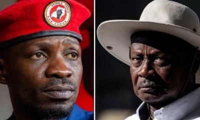 Trouble looms in Uganda as Bobi Wine claims election victory despite President Museveni's early lead