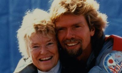 Mother of British billionaire, Richard Branson, dies of Coronavirus