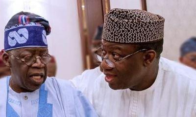 In race for presidency, Ekiti APC chieftain says Tinubu did not bring Fayemi into politics