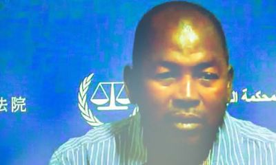 Ex-CAR militia commander appears before ICC, for alleged war crimes, refuses to speak