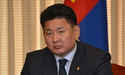 Mongolian prime minister proposes dissolution of cabinet after resignation of two members