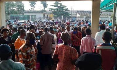 NIN: Thousands stranded as NIMC staff embark on strike