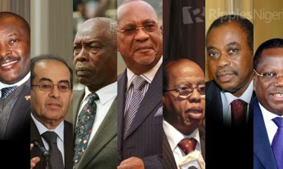 Year in Review: Prominent African leaders who died in 2020