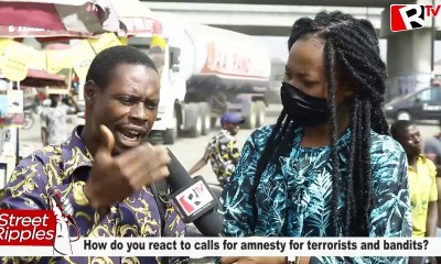 Amnesty for bandits? Nigerians speak