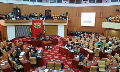 Ghana shuts down parliament for three weeks, as COVID-19 infections increase