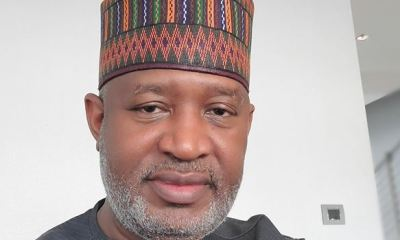 Aviation Minister, Sirika, receives Allied Air aircraft for distribution of COVID-19 vaccines