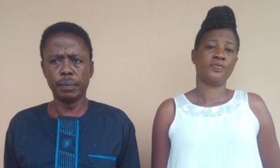 Couple jailed 40 years each for N53m fraud