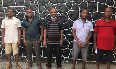 EFCC arrests five for $257,822 credit card fraud