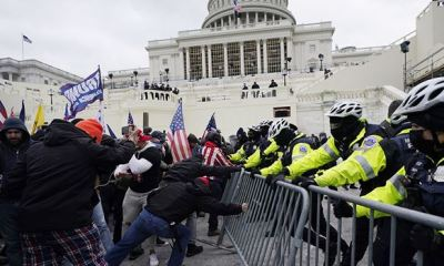 Accused rioters blame Trump for 'inspiring' Capitol invasion