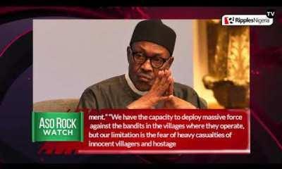 ASO ROCK WATCH: Buhari's 'dilema'