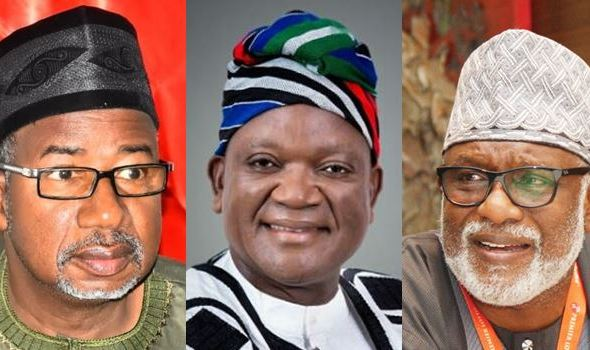 Ranking Nigerian Governors, February, 2021: When governors became ethnic champions