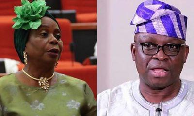 Ekiti PDP broker peace between Olujimi, Fayose