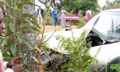 Ghanaian woman dies in accident while chasing after 'cheating' husband