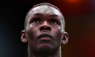 Fighter Israel Adesanya loses BMW deal over rape comment
