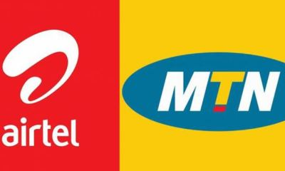 Airtel, MTN Nigeria lose 3.94m telephone subscribers in one month