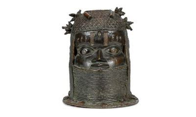 British University to return looted bronze sculpture depicting Oba of Benin