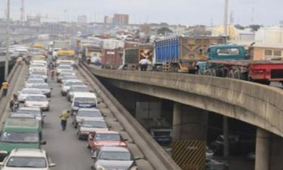 Lagos govt to close Marine Bridge for three months