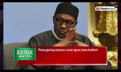 ASO ROCK WATCH: Dealing with 'wailers'