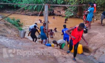 INVESTIGATION....N.3bn down the drain: Why water projects for Enugu communities don't work