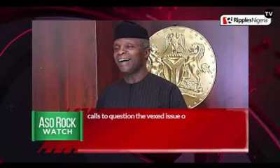 ASO ROCK WATCH: Hoping on uncertainties
