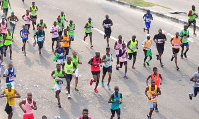 Lagos issues travel advisory, route diversions for Saturday marathon