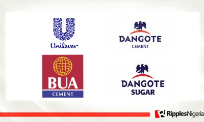 Unilever, BUA Cement, Dangote Cement, Dangote Sugar make Ripples Nigeria stocks-to-watch list