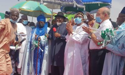 Jonathan identifies favouritism as cause of Nigeria's backwardness