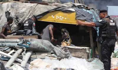Lagos issues 3-day eviction notice to squatters