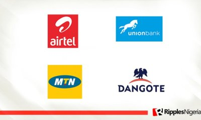 MTN Nigeria, Airtel Nigeria, Union Bank, Dangote Cement make Ripples Nigeria stocks-to-watch list