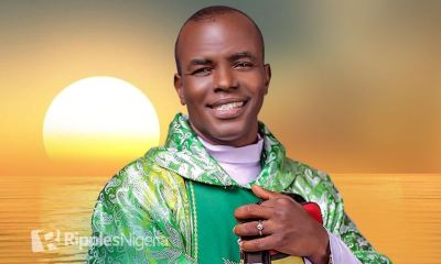 LongRead...Father Mbaka: Shepherd of the flock or modern day 'sharp guy'?