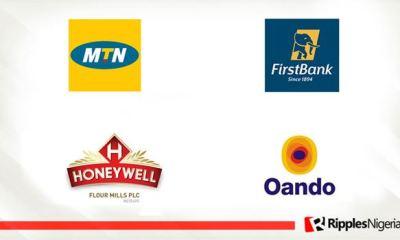 MTN Nigeria, First Bank, Honeywell Flour, Oando make Ripples Nigeria stocks-to-watch list