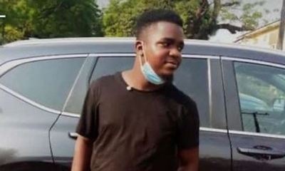 Uduak Frank Akpan suspected killer of akwa Ibom job seeker