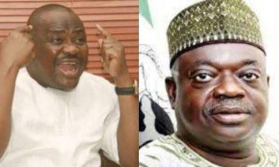 Aliyu is a pathetic liar, serial traitor, Wike bombs ex-Niger gov