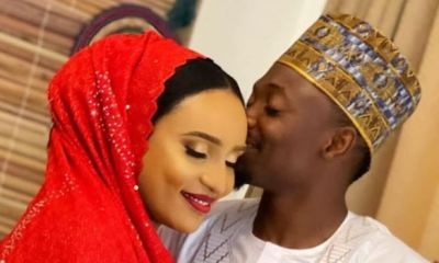 Nigerian footballer, Ahmed Musa, ties the knot a third time