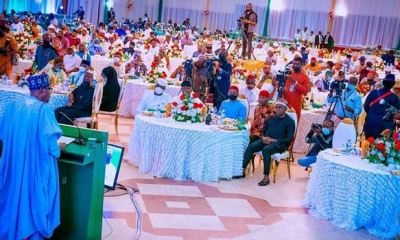 Insecurity hindering our development targets for Nigeria —Buhari