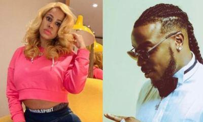 Nigerian singer, Daffy Blanco, urges DMW artiste, Peruzzi to take heed as she dreams of his death