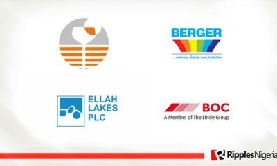 The underdogs: BOC Gases, Berger Paints, Ellah Lakes and Ikeja Hotel storm stocks-to-watch list this week