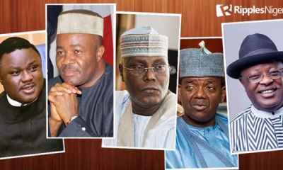 Nigerian politicians who defected in the last decade