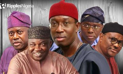 Ranking Nigerian Governors June, 2021: Helmsmen from the south offer fresh hope