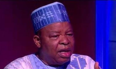 JUST IN... Ex-Senate President, Mantu, who led constitution review for Obasanjo's third term agenda is dead