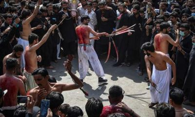 Powerful explosion rips through Pakistan Shiite procession, 30 persons wounded