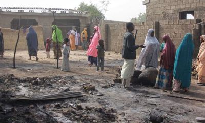 We lost 70 people, 1,000 farmlands, 2,500 houses in four days —Plateau Community