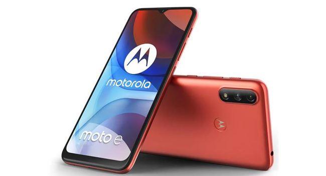 Design and Display - Motorola Moto E40