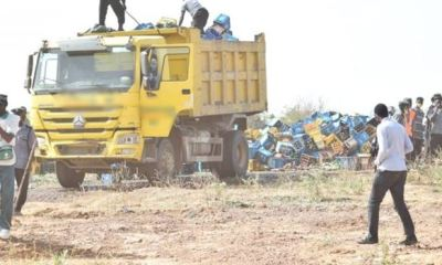 Amid VAT future, Hisbah confiscates vehicles transporting beer in Kano