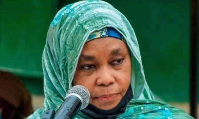 Kano govt denies reports Ganduje's wife was arrested