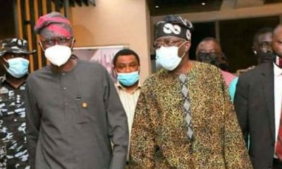 Tinubu returns to Nigeria after three-month stay in London
