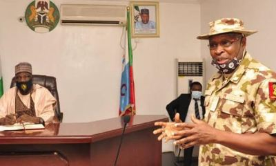 Insurgency victims deserve same kid glove attention given to ex-Boko Haram, ISWAP fighters —Gombe Dep Gov