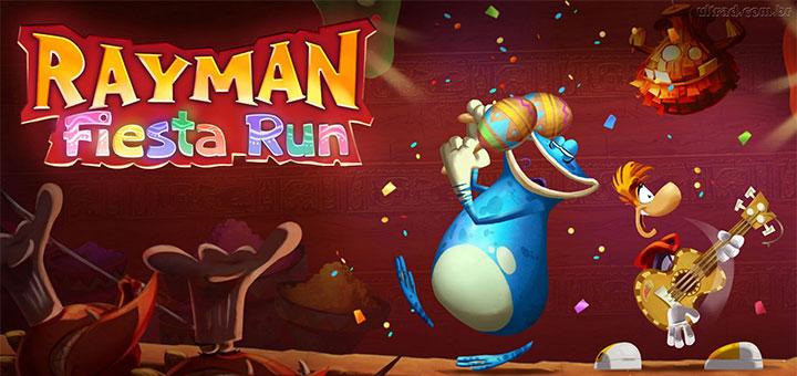 Rayman Fiesta Run per iOS gratis su Expedia
