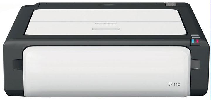 Stampante laser Ricoh Aficio SP112 a 29 Euro spese di spedizione comprese ma attenti al toner :)