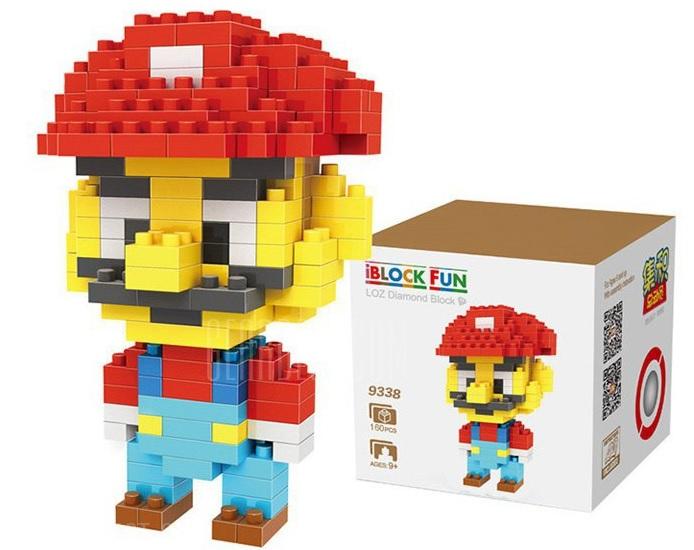 Action Figures Simil Lego a partire da 2,28 Euro